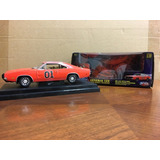 1969 General Lee Dodge Charger Dukes Of Hazzard 1/18 Joyride