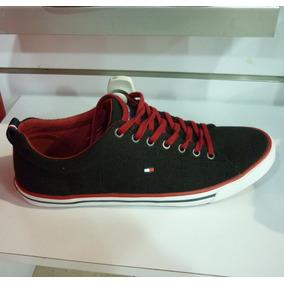 Zapatos Tommy Hilfiger Para Hombres - 100% Legítimos 10108