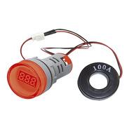 Amperimetro Digital 22mm 100a 220v Ojo De Buey Tbcin