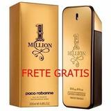 Perfume One Million 200ml + 4 Amostras Originais, Veja