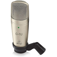 Behringer C1u Microfono Condenser Cardiode Usb