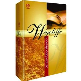 Dicionário Bíblico Wycliffe Cpad