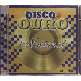 Cd Disco De Ouro Nacional Volume 2 (original E Lacrado)