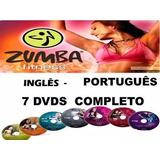 Coleção Zumba Fitness 7 Dvd