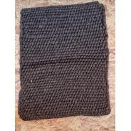 Xergão Para Montaria De Lã Trançado Grosso