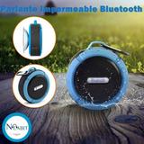 Parlante Aventurero Impermeable Bluetooth Resistente Al Agua