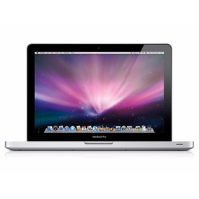 Apple Macbook Pro 13p I5 4gb 500gb Os X Mavericks