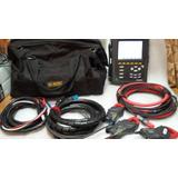 Analizador De Calidad De Energía Eléctrica, Power Pad 8335