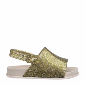Mini Melissa Beach Slide Sandal - 31997 - Original