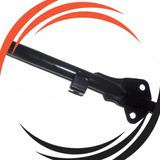 Estribo Gemoto Cg 150 Titan Mix 2009 A 2010 Pedal Preto