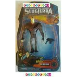 Bajoterra Slugterra - Dr Black + Lanzadora!