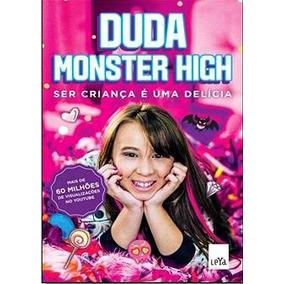 Livro Duda Monster High