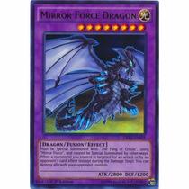 Dragão Da Força Do Espelho (drl3) (ultra Rara) Yugioh