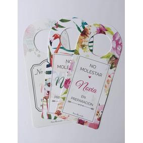 Cartel Novia En Preparación Detalles Casamientos Vestido