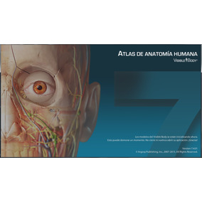 Atlas De Anatomía Humana En 3d 7 Ed | Español | Envío Gratis