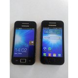 2 Celulares Samsung Wifi Android