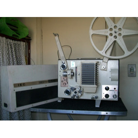 Projetor De Películas 16 M/m Iec Em Ótimo Estado