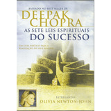 Dvd - As Sete Leis Espirituais Do Sucesso- Deepak Chopra Lac