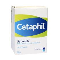 Cetaphil Sabonete Em Barra 80g