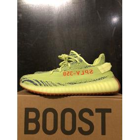 adidas Yeezy Boost 350 V2 Semi Frozen Yellow Og