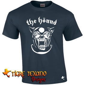 Playera Game Of Thrones Mod. 09 By Tigre Texano Designs