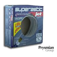 Pack X 2 Cables Pirelli Prysmian 1x1mm Vn - Rollos De 100mts