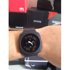 04aa443d6dd Relogio Puma Loop Amarelo Digital - Relógios no Mercado Livre Brasil