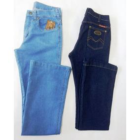 Calça Feminina Flare Jeans Segura Peão Country Original