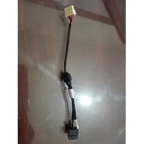 Jack Para Toshiba Satelite L750- L750d Buenas Condiciones