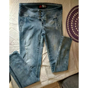 Jeans Mujer Machine Original
