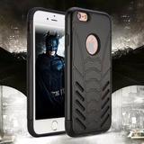 Bat Mars Protector Iphone Case 5s/se/6/6plus/7/7plus Funda