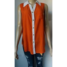 Camisa Feminina Chiffon Davabrim