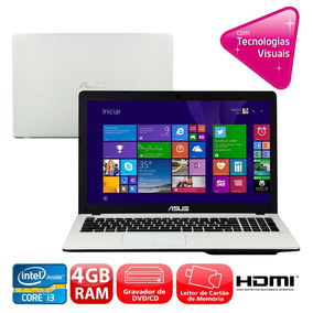 Notebook Asus Core I3 4gb 500hd 15