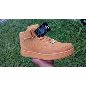 Zapatos Nike Arir Force One Af1 Importados Corte Alto