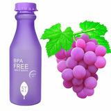 10 Garrafa Plástica Bpa Free Refrigerante Academia 550ml