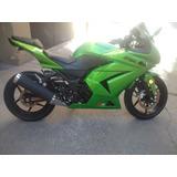 Kawasaki Ninja 250 Con Accesorios