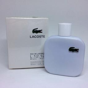 Eau De Lacoste L.12 12 Blanc 100ml Masculino | 100% Original