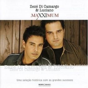 Cd Zezé Di Camargo & Luciano - Maxximum