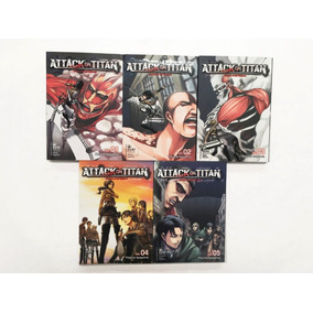 Manga, Kodansha, Pack Attack On Titan 1-9