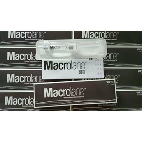 Macrolane Gel Á Base De Ácido Hialurônico