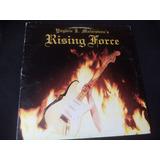 Lp Vinilo Rock Yngwie Malmsteen Rising Force, Rush Ambato.