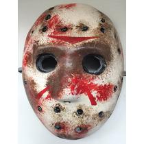 Mascara Jason- Goma Latex 3d