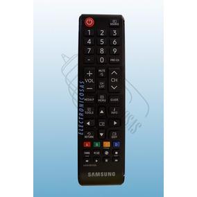 Control Remoto Original Samsung Tv Lcd Pantalla Led Futbol