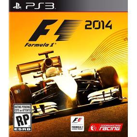 F1 2014 Ps3 - Español - Entrega Inmediata