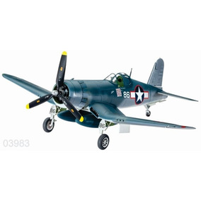 Revell Alemana Avion Corsario F4u-1a 1/72 Armar Pintar