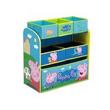 Organizador De Juguetes Multi-bin Delta Children, Peppa Pig