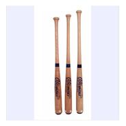 Bat Beisbol Madera #3,4 O 5y Pelota De Regalo Palomares Fpx