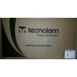 Campana Tecnolam De Empotrar 30 76cm Nueva Remate