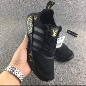 Zapatillas adidas Nmd Louis Vuitton Supreme Edición Limitada