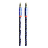 Cable Audio Stéreo Auxiliar Mini Plug 3.5mm A Mini Plug